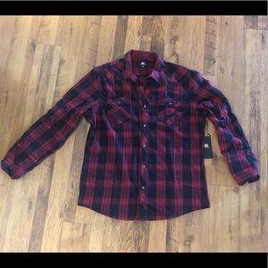 Rock Republic Plaid Shirt